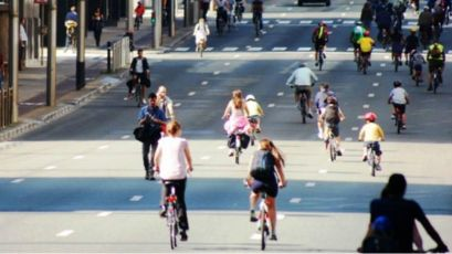 Por que pedalar é bom para todos