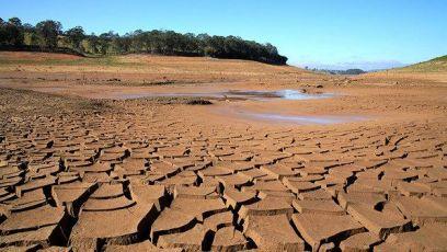 """Governo avalia crise de água como """"preocupante"""" e pede ajuda da população"""