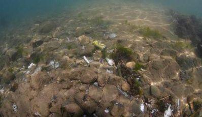 Lixo plástico nos oceanos pode se multiplicar em uma década