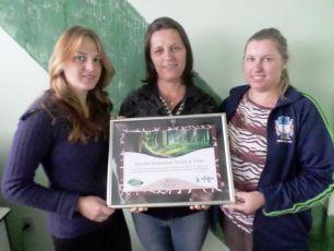 Cidades Verdes: Escola de Mallet recebe prêmio