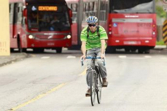 A cada dois dias, um ciclista morre no Paraná. Estado é o 2º do País