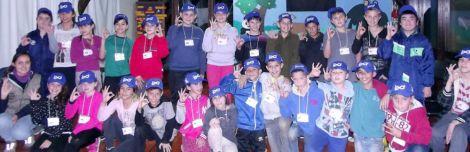 Biodiversidade marinha para crianças na Casa de Acantonamento do Zoológico de Curitiba
