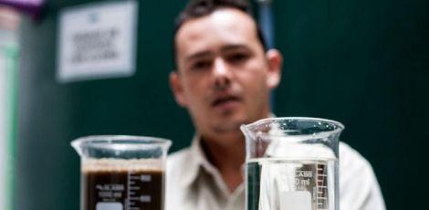 Shopping trata próprio esgoto e produz 2,5 milhões de litros de água de reúso/mês
