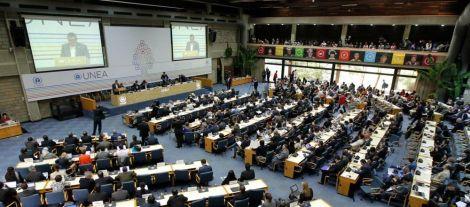 PNUMA: Segunda Assembleia Geral da ONU sobre meio ambiente