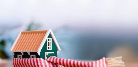 Preservando o calor das habitações mesmo em tempos de crise