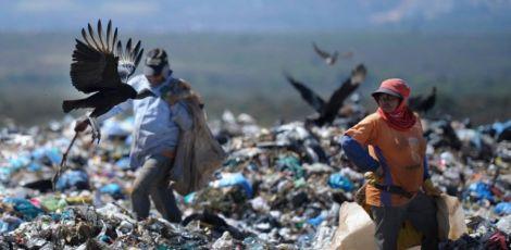 Produção de lixo cresce no país e Brasil já é o 4o maior gerador de resíduos do mundo