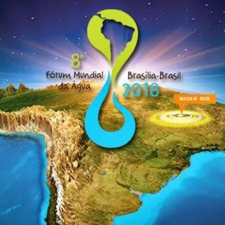Pessoas do mundo todo podem contribuir para organização e debates do 8º Fórum Mundial da Água em plataforma on-line