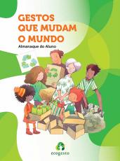 Escolas de todo o Brasil ganham cartilha digital sobre descarte de resíduos sólidos