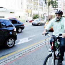 """Rasca participado do dia """"De Bike ao Trabalho"""""""