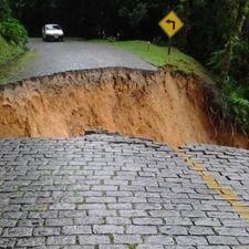 Rasca pede urgência nas obras de reparo na Estrada da Graciosa