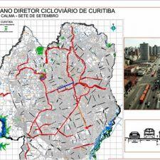Rasca elogia Plano Cicloviário de Curitiba anunciado pela prefeitura