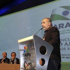 Rasca participa da abertura da 4ª Conferência Estadual do Meio Ambiente