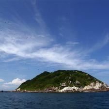 Ilha dos Currais agora é o primeiro Parque Nacional Marinho do Paraná