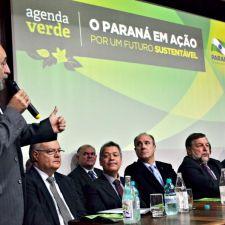 """Rasca participa do lançamento da """"Agenda Verde do Paraná"""" no Dia Mundial do Meio Ambiente"""