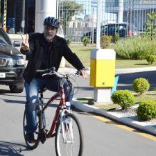 Rasca apresenta projeto que reserva 5% de vagas para bicicletas nos estacionamentos do Paraná