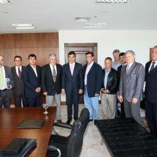 Rasca fala sobre duplicação da PR-415 em entrevista ao jornal Tribuna dos Mananciais
