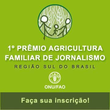 1º Prêmio Agricultura Familiar de Jornalismo tem inscrições abertas