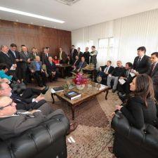 """""""Nova proposta representa a volta ao diálogo"""", comemora Rasca"""