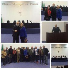 Câmara de Pinhais aprova Título de Cidadão Honorário para deputado Rasca