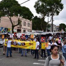 Protestos pedem o fim do fracking no Paraná e no Brasil