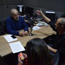 Rasca fala sobre sua atuação para rádio e TV da Assembleia Legislativa