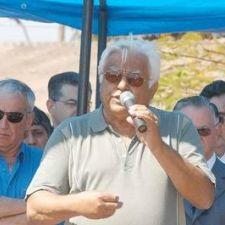 Rasca lamenta o falecimento de Alarico Abib, ex-prefeito de Andirá