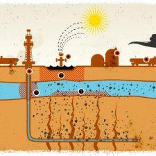 Projeto que proíbe por dez anos a exploração do gás de xisto pelo método fracking será votado na segunda-feira (28)