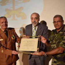 Rasca presta homenagem aos 60 anos da Polícia Ambiental
