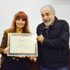 Rasca homenageia professora Lucie Sauvé no 16º EPEA