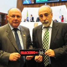 Rasca e Schiavinato vão ao RJ buscar informações junto à ANP sobre o fracking