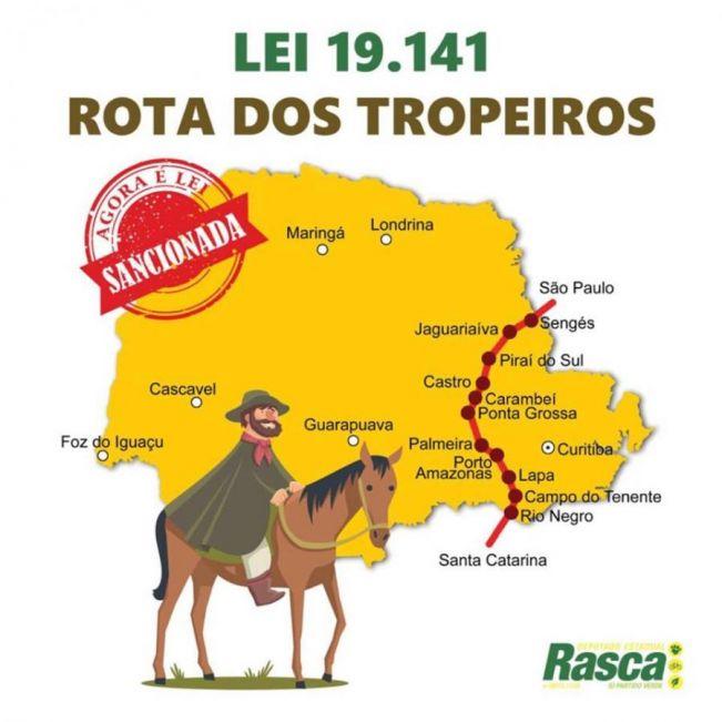 Turismo rural na Rota dos Tropeiros passa a ser reconhecido como atividade rural