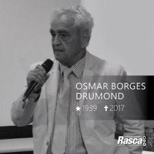 NOTA DE PESAR - Osmar Borges Drumond