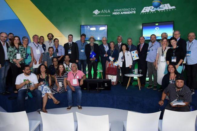 Rasca participa do 8º Fórum Mundial da Água e do FAMA
