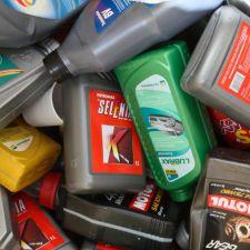 PL 400/2012 - Destinação adequada de embalagens de óleo lubrificante