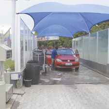 PL 195/2015 - Reaproveitamento da água da chuva em lava-car e postos